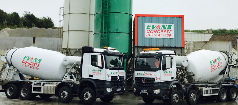 Ready Mix Concrete Vehicles