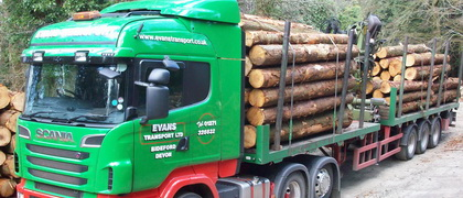 Timber-Evans-Transport