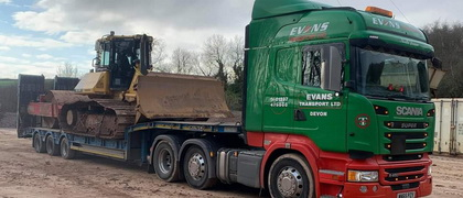 specialist haulage south west